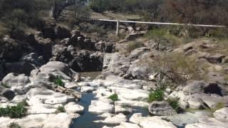 preview picture of video 'LAS PEÑAS- SALTO DE LOS SALADO, AGS.'