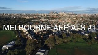 Melbourne - Some Aerial Footage with DJI Phantom 3 Advanced
