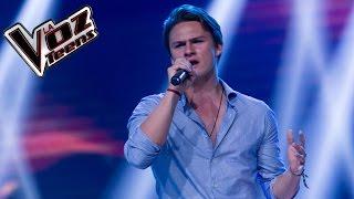 Felipe canta 'Hoy tengo ganas de ti' | Audiciones a ciegas | La Voz Teens Colombia 2016