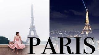 Vlog de calatorie: Franta | 8 zile in Paris - partea I