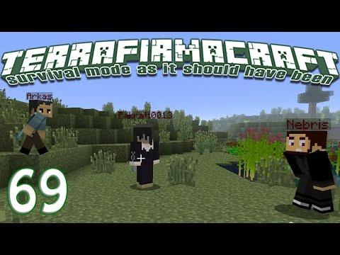 Terrafirmacraft Reloaded - E69 - Rice Bread (Minecraft)