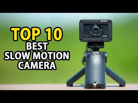 TOP 10 Best Slow Motion Camera 2019 | Sony | GoPro | Panasonic | My Deal Buddy