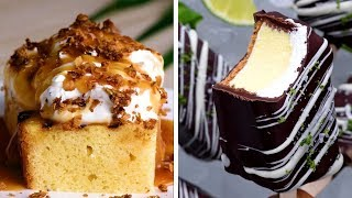 4 Easy Recipes for Desserts and Treats! Party Food and Sweets by So Yummy