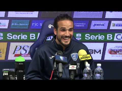 Preview video Manuel Pasqual e Alejandro Rodriguez al termine di Empoli-Salernitana