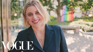73 Questions With Greta Gerwig | Vogue