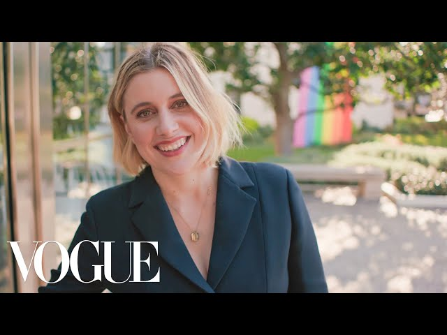 73 Questions With Greta Gerwig   Vogue
