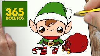 Como Dibujar Un Elfo De Navidad Free Video Search Site Findclip