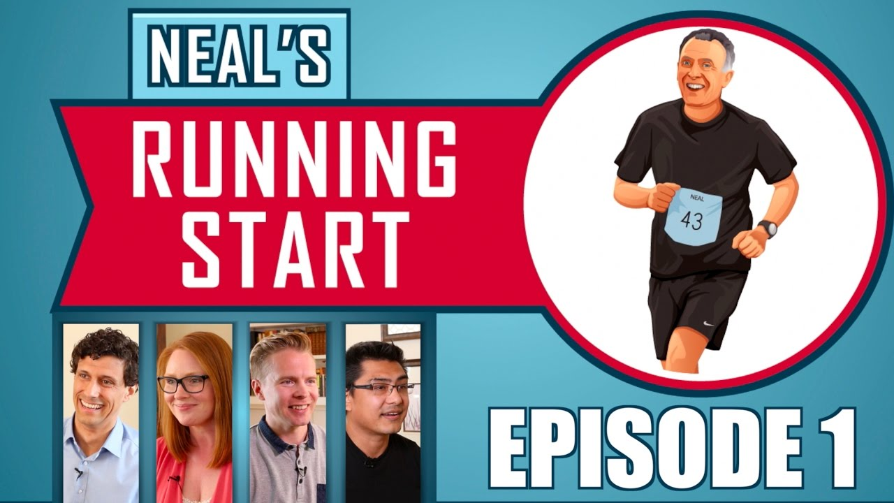 Neal's Running Start – Episode 1