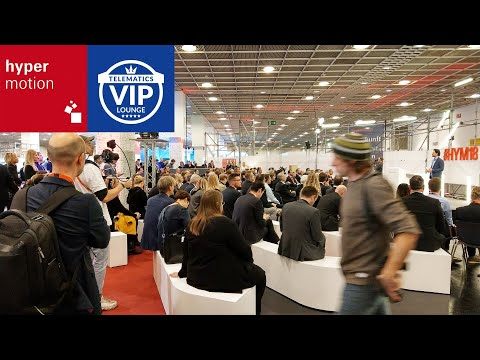 Hypermotion 2018 - Telematics VIP-Lounge
