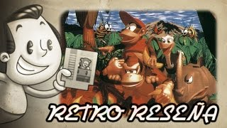 preview picture of video 'Retro Reseña - Donkey Kong Country'