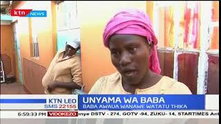 James Kioho akatiza maisha ya wanawe wanne kwa kuwadunga kisu mtaa wa Runda-Thika