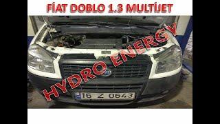 Fiat doblo 1.3 hidrojen yakıt sistem montajı