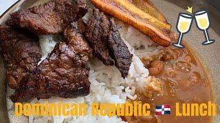 How To Make Dominican Food/ Comida Típica Dominicana