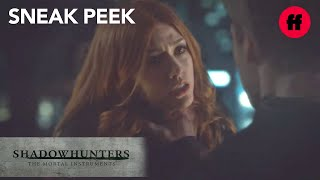 Shadowhunters | Season 3, Episode 7 Sneak Peek: Clary Fights Jace | Freeform