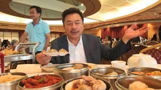 Đi ăn DIM SUM với MC VIỆT THẢO tại OCEAN PALACE Restaurant ở HOUSTON TEXAS