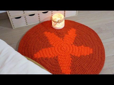 Alfombra ESTRELLA I Carpet stars I Tapestry - Parte 1 / cucaditasdesaluta