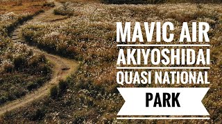 Mavic Air Akiyoshidai Quasi National Park 4k