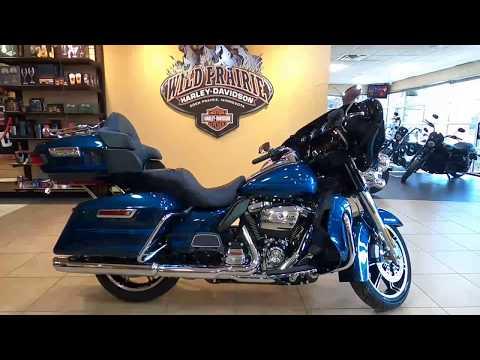 2020 Harley-Davidson Ultra Limited FLHTK