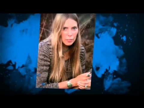 Joni Mitchell Lyrics Blue Motel Room
