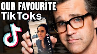 Our 5 Favorite TikTok Creators
