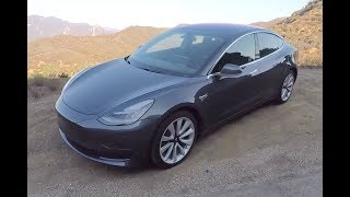 Tesla Model 3 - One Take
