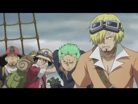 One Piece Heart of Gold: Strawhats Use Observation Haki