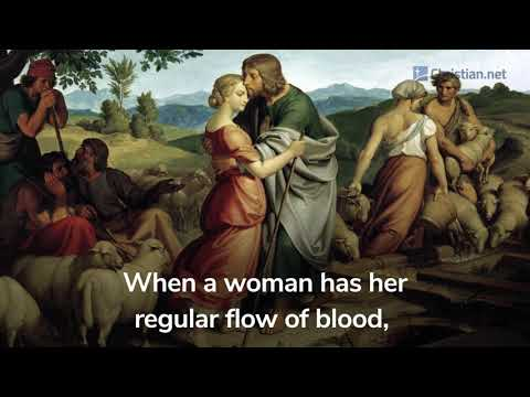 Leviticus 14:33-57: Cleansing From Defiling Molds | Bible Stories