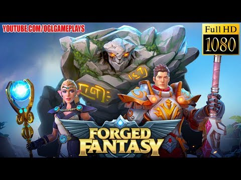 Forged Fantasy Android/iOS Gameplay