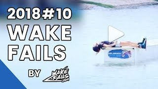 Best Wakeboard Fails Of October 2018 By Wakefails.com