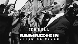 Rammstein   Ich Will (Official Video)