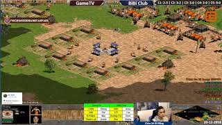 C4T3   4vs4 Random   GameTV vs BiBiClub   Ngày 20-12-2018