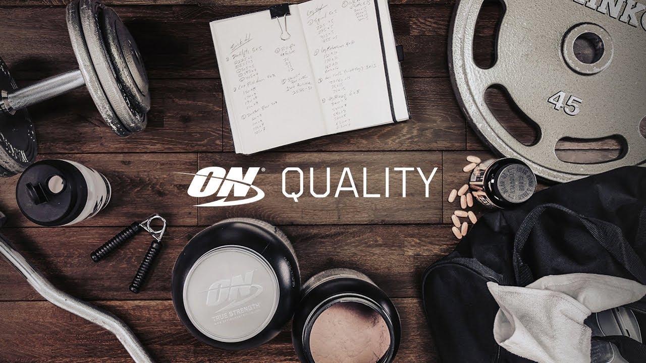 Optimum Nutrition Quality Supplements