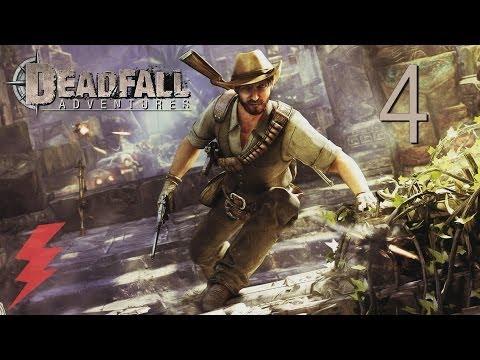 Deadfall Adventures Прохождение На Русском #4 — Арктическая база