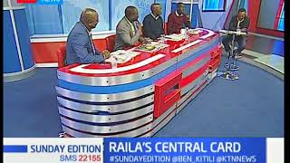 Why many people don't understand Raila Odinga's Central Card