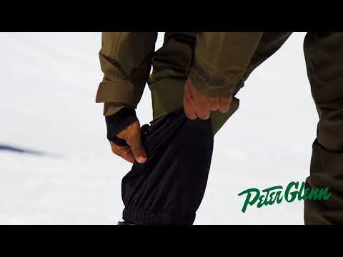 2018 The North Face Powderflo GORE-TEX Shell Ski Pant Review By Peter Glenn