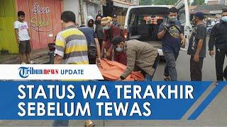 PSK di Semarang Tewas Dalam Kamar, Teman Ungkap Status WA Terakhir: Alhamdulillah Jam Segini Rame