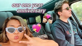 Our One Year Anniversary!!!!