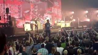 Beatsteaks - Big Attack / Atomic Love / So Lonely @ Bamberg 5.12.2014
