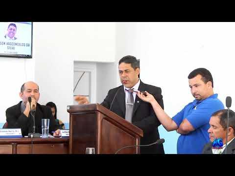Sessão da câmara de Antonio Gonçalves-Ba - 28/11/2017