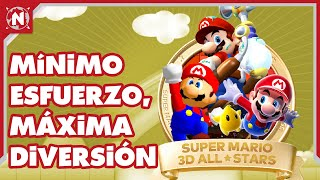 Reseña DEFINITIVA: Super Mario 3D All Stars