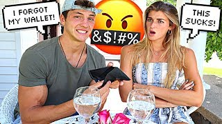 Taking My Girlfriend On A HORRIBLE DATE To See How She Would React...