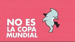 Say Ocean - No Es La Copa Mundial [Lyric Video Oficial]