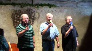 preview picture of video 'CD - Taufe Alphornliebe am 10.Juli 2011 in der Bergtrotte Osterfingen'