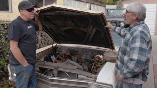 Update on the Barn-Find Buick! - Roadkill Extra Free Episode