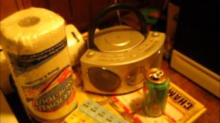 HOW TO BUILD FM TRANSMITTER FROM AN OLD RADIO
