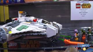 LEGO: The LEGO Movie, LEGO Star Wars, LEGO Friends and more