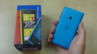Unboxing: Nokia Lumia 520 | SwagTab