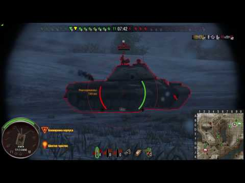 #World of Tanks_FV-215 183 11000 Damage