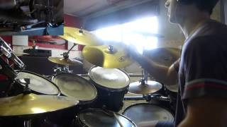Arch Enemy - Saints and Sinners (Drum Cover)