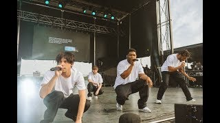 1997 DIANA   BROCKHAMPTON FIRST LIVE PERFORMANCE (Mo Pop Festival)